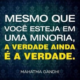 Para os poucos que fazem oposição no Brasil!