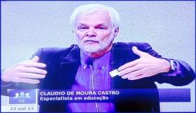 """Claudio Moura Castro contesta PNE e diz que metas são """"equivocadas e inócuas"""""""