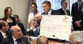 """Na CPI Mista, mapa com o """"caminho das pedras"""" para investigação da quadrilha que tomou Petrobras de assalto"""