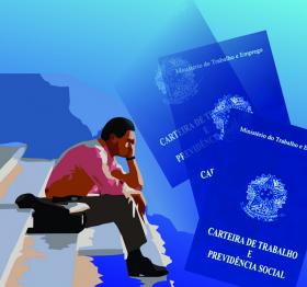 Taxa de desemprego alcança 7,1%, segundo o IBGE