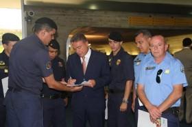 Defesa do projeto que confere poder de polícia às guardas municipais