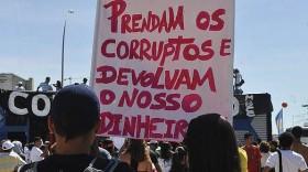 Elogios ao amadurecimento político dos brasileiros, que afirmam que Dilma sabia da corrupção na Petrobras