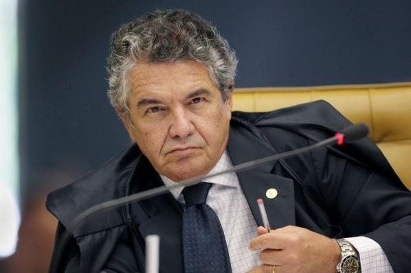 """Ministro Marco Aurelio diz que governo Dilma está """"forçando a mão"""" e que aumento de impostos """"é confisco"""""""