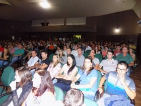 Palestra do Líder da Oposição, Senador Alvaro Dias, para lideranças em Realeza-Paraná