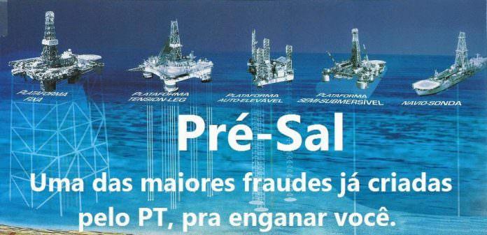 Resultado de imagem para A Farsa do Pré-sal Brasileiro