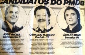 """""""Trajetória marcada por uma profunda preocupação social"""""""