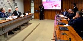 Debate sobre controle de gastos e redução da carga tributária com Movimento Brasil Eficiente