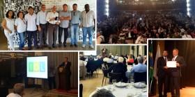 Senador registra debate e homenagem no Paraná e em Minas Gerais