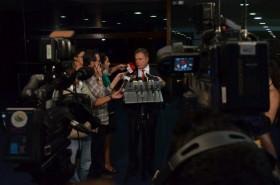 Alvaro Dias questiona ministro Levy sobre o custo para o País do pagamento de juros das dívidas externa e interna