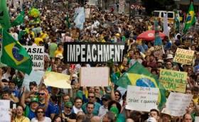 Congresso não pode se omitir da decisão sobre abertura do processo de impeachment, afirma Alvaro Dias