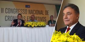 No Rio, palestra sobre o legado da CPI do Futebol de 2001 e problemas enfrentados pelos cronistas esportivos