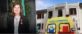 Homenagem no Senado ao trabalho da diretora do Hospital Pequeno Príncipe em prol de crianças e adolescentes
