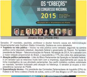 """Os """"Cabeças"""" do Congresso Nacional"""