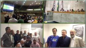 Debate pelo futuro de São Paulo e do Brasil