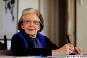 Senador propõe Voto de Aplauso pela indicação de Lygia Fagundes Telles ao Nobel