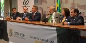 """""""Missão do PV é produzir alternativas ao modelo corrupto do balcão de negócios"""""""