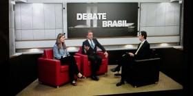 Senador fala sobre manifestações na Rede TV