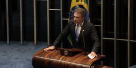 Na sessão histórica, voto sim pelo impeachment e certeza do crime de responsabilidade de Dilma
