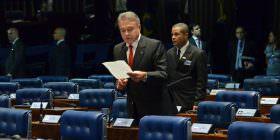 Alvaro Dias defende urgência para votação, no Congresso Nacional, do Acordo Internacional do Clima