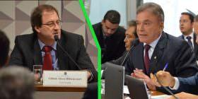 Pedaladas foram um crime premeditado, afirma Alvaro Dias na comissão do impeachment