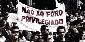 Alvaro Dias volta a cobrar a aprovação da PEC de sua autoria que acaba com o foro privilegiado