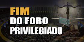 Alvaro Dias diz que vai recorrer contra abuso de autoridade e cobra agilidade na votação do fim do foro privilegiado