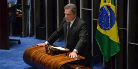 Impeachment nasceu nas ruas e é exigência da maioria da sociedade, afirma Alvaro Dias