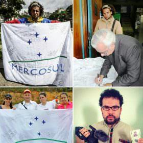 Uma bandeira e um ideal contra a ditadura bolivariana – Missão Ushuaia Venezuela