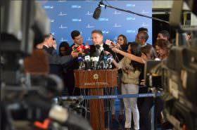 Discurso de Dilma não mudou opinião de senadores, afirma Alvaro Dias