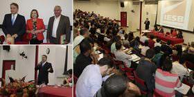 Alvaro Dias debate educação e política com universitários de Ceilândia