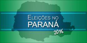 Resultado das eleições municipais no Paraná