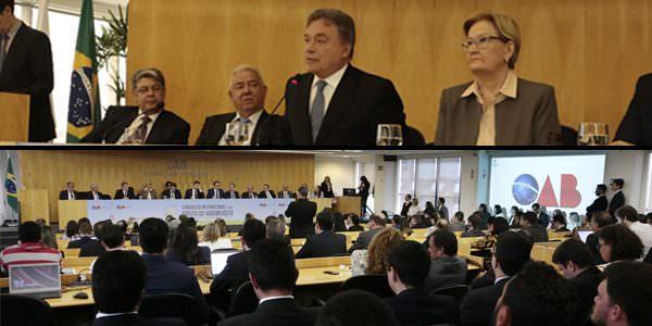 Em evento da OAB, Alvaro Dias defende pesquisa e investimento em agricultura