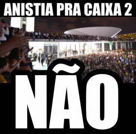 Alvaro Dias critica tentativas de anistiar quem cometeu o crime de caixa dois eleitoral