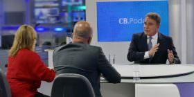 CB Ponto Poder entrevista Alvaro Dias