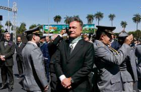 Forças Armadas são a instituição na qual a população mais confia, afirma Alvaro Dias
