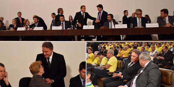 Senador participa de evento sobre Funrural