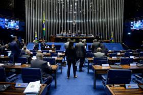 PEC do fim do foro privilegiado é aprovada em segundo turno, e segue para a Câmara